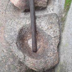 Antigüedades: PILA MOLINETA IBERICA.. Lote 110739067