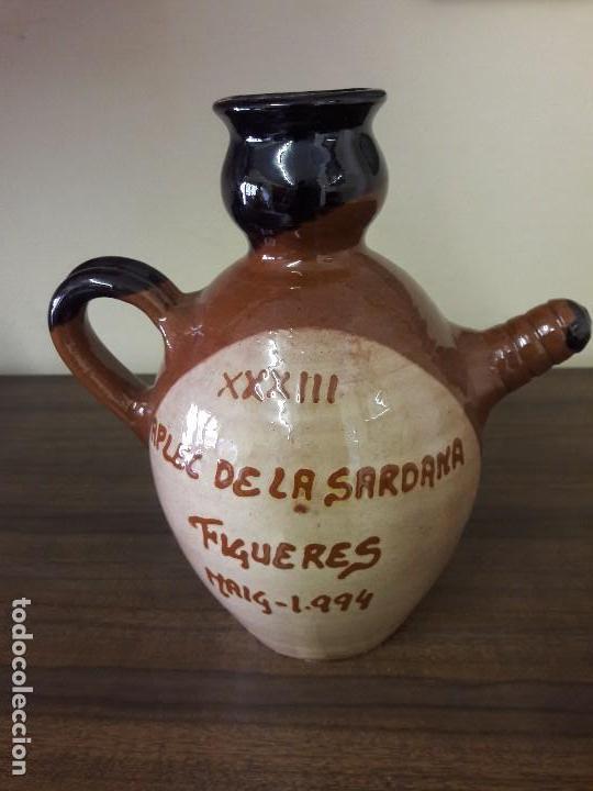 Antigüedades: Coleccion de 22 botijos (càntirs) - Foto 6 - 110757459