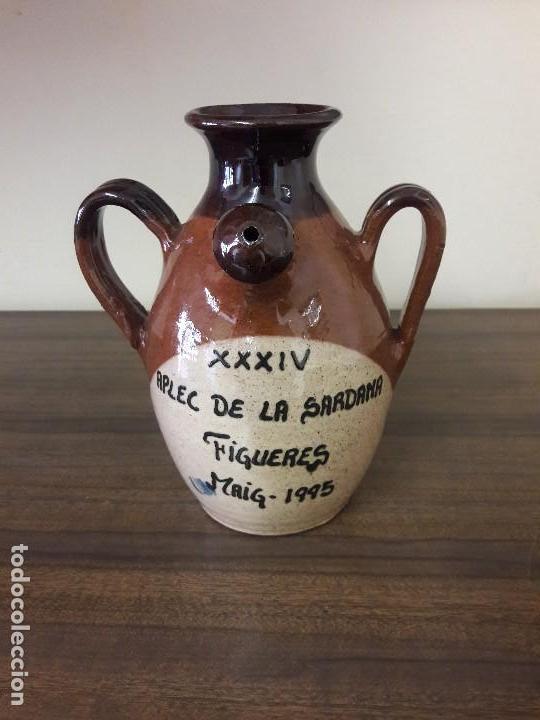 Antigüedades: Coleccion de 22 botijos (càntirs) - Foto 7 - 110757459
