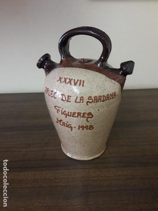 Antigüedades: Coleccion de 22 botijos (càntirs) - Foto 10 - 110757459