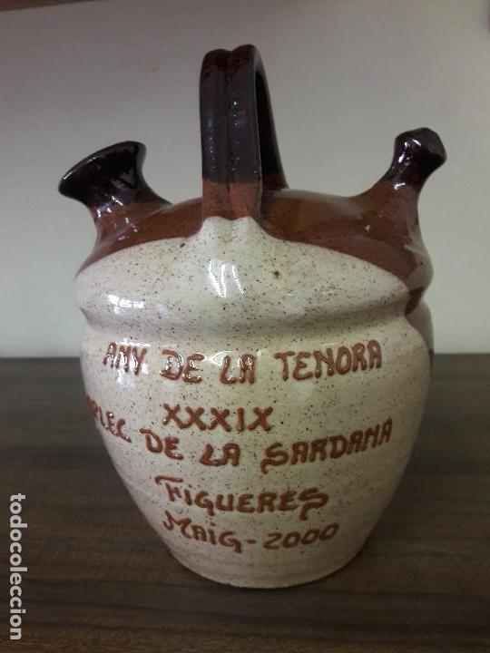 Antigüedades: Coleccion de 22 botijos (càntirs) - Foto 12 - 110757459