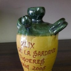 Antigüedades: COLECCION DE 22 BOTIJOS (CÀNTIRS). Lote 110757459