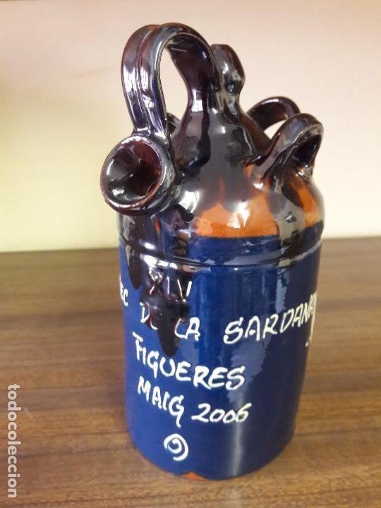 Antigüedades: Coleccion de 22 botijos (càntirs) - Foto 16 - 110757459