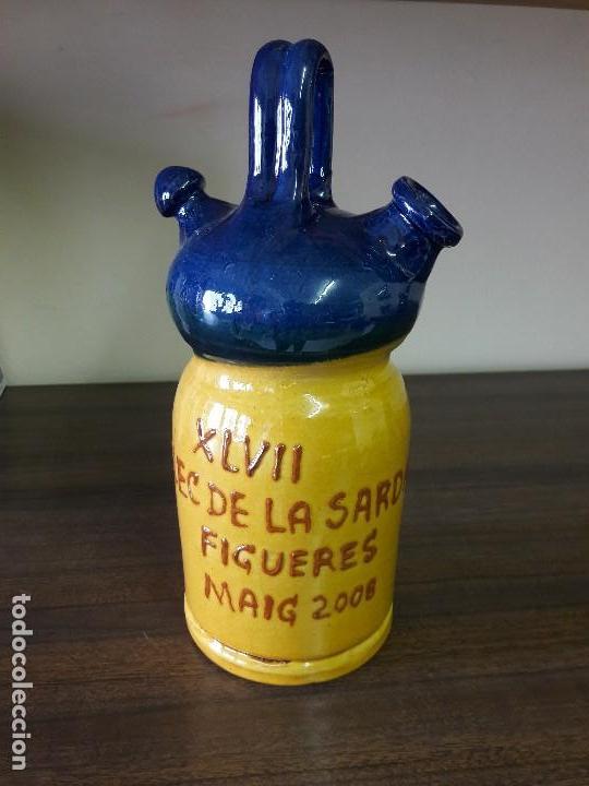 Antigüedades: Coleccion de 22 botijos (càntirs) - Foto 18 - 110757459