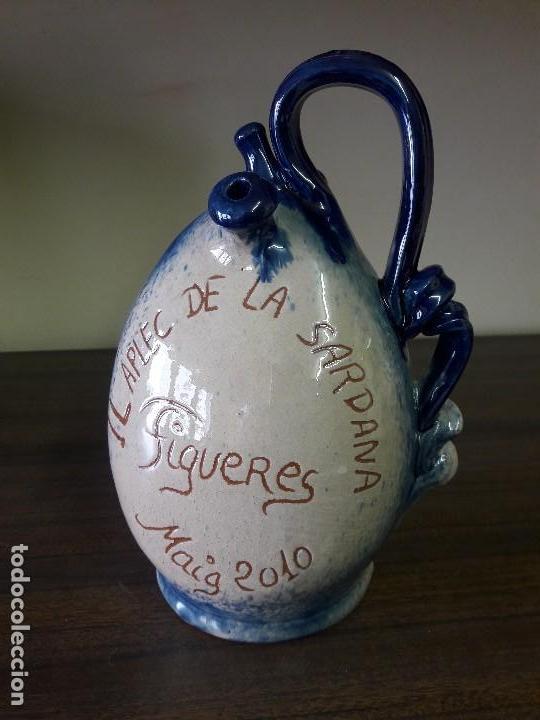 Antigüedades: Coleccion de 22 botijos (càntirs) - Foto 20 - 110757459