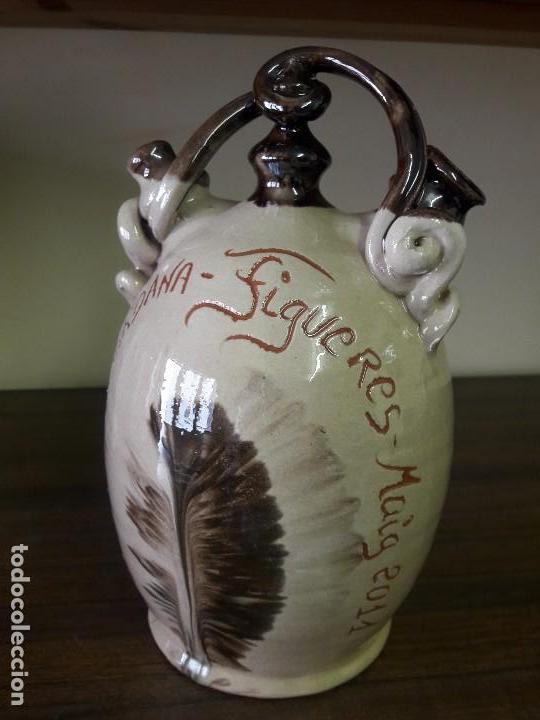 Antigüedades: Coleccion de 22 botijos (càntirs) - Foto 21 - 110757459