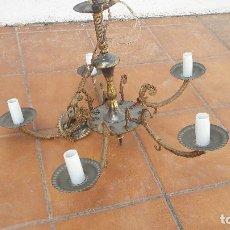 Antigüedades: LAMPARA ANTIGUA AÑOS 40. Lote 110779839