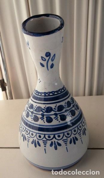Antigüedades: PORRÓN DE CERÁMICA DE TALAVERA - Foto 2 - 110798963