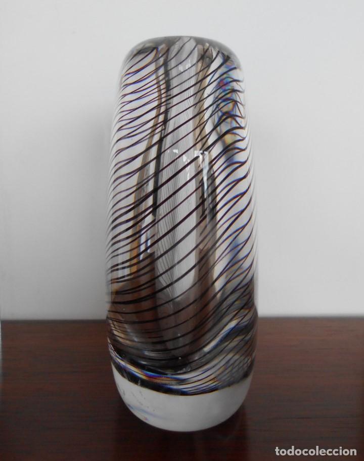 Antigüedades: Cristal Modernista Kosta Vicke Lindstand ca 1960-70. - Foto 6 - 110812399