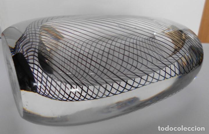 Antigüedades: Cristal Modernista Kosta Vicke Lindstand ca 1960-70. - Foto 11 - 110812399