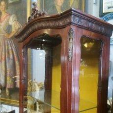 Antigüedades: PRECIOSA VITRINA ANTIGUA. Lote 178365956