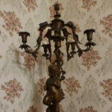 Antigüedades: CANDELABROS. Lote 110918055
