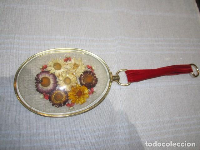 marco de metal y cristal con flores secas. 16 x - Comprar Marcos ...