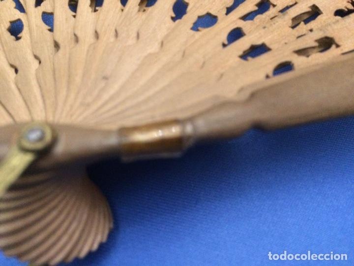 Antigüedades: Abanico madera - Foto 8 - 111047950