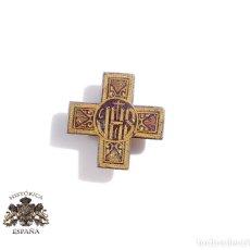Antigüedades: MEDALLA CRUZ JESUS. Lote 111119139