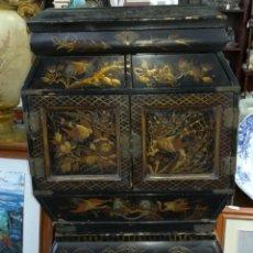Antigüedades: COFRE JOYERO CHINO SIGLO XIX. Lote 111153802