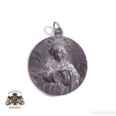 Antigüedades: MEDALLA LA HIJA DE MARIA NO PERECERA - 3,8 CM DE DIÁMETRO. Lote 111157775