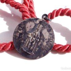 Antigüedades: MEDALLA SANTA MARIA DE ESTIBALIZ - RARA. Lote 111170199