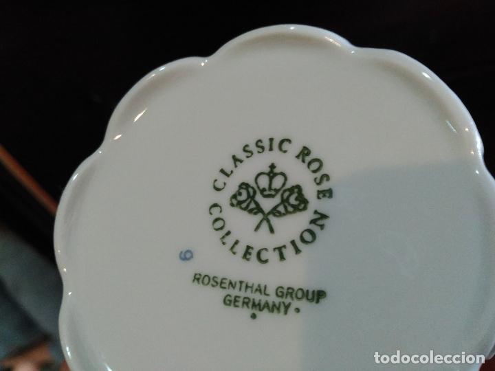 Antigüedades: MAGNIFICO JUEGO DE CAFÉ ART DECO ALEMAN FIRMADO ROSENTHAL CUATRO SERVICIOS 15 piezas - Foto 4 - 111191943