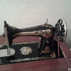 Antigüedades: MAQUINA DE COSER. Lote 111213312