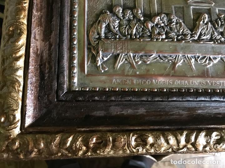 Antigüedades: Cuadro La ultima cena de Leonardo Da Vincci - Foto 2 - 111227230