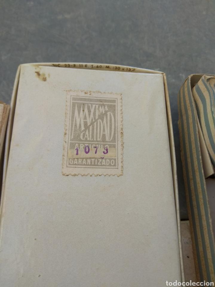 Antigüedades: Antiguo Lote de Tirantes de Niño Primera Comunión Años 60 - Foto 9 - 35097192