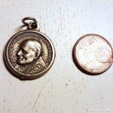 Antigüedades: MEDALLA JUAN PABLO II ITALY. Lote 111237431