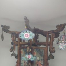 Antigüedades: LAMPARA CHINA SIGLO XIX. Lote 111287163