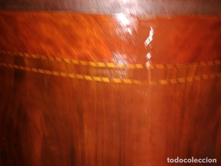 Antigüedades: ANTIGUA IMPRESIONANTE 180 cm. MESA DESPACHO PALACIO SEÑORIAL LUJO LUIS XV PERFECTA APLIQUES 9300,0 € - Foto 30 - 111294527