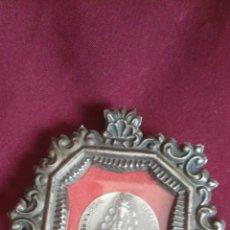 Antigüedades: RELICARIO DE LA VIRGEN DEL ROCIO. Lote 111321082
