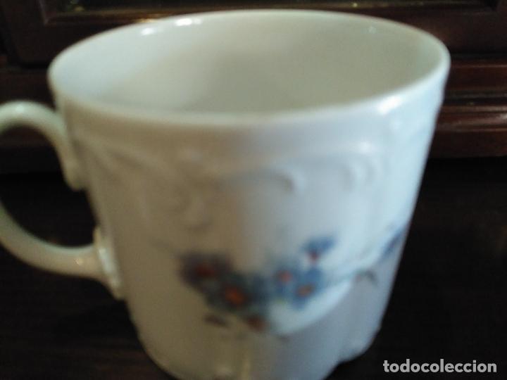 Antigüedades: MAGNIFICO JUEGO DE CAFÉ ART DECO ALEMAN FIRMADO ROSENTHAL CUATRO SERVICIOS 15 piezas - Foto 12 - 111191943