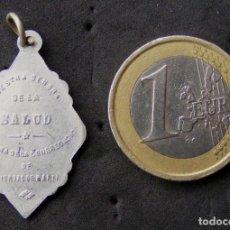 Antigüedades: MEDALLA, NUESTRA SEÑORA DE LA SALUD. Lote 111345059
