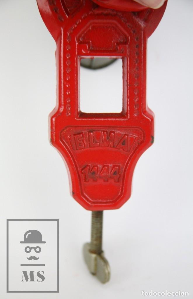 Antigüedades: Antiguo Rallador de Pan - Elma 1444 - Años 50 - Medidas 7 x 14 x 28 cm - Foto 5 - 111350299