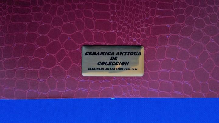 Antigüedades: CERÁMICA ANTIGUA DE COLECCIÓN, 1921/1930 - Foto 17 - 110211915