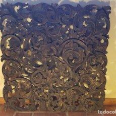 Antigüedades: CELOSIA DE MADERA. Lote 111368519