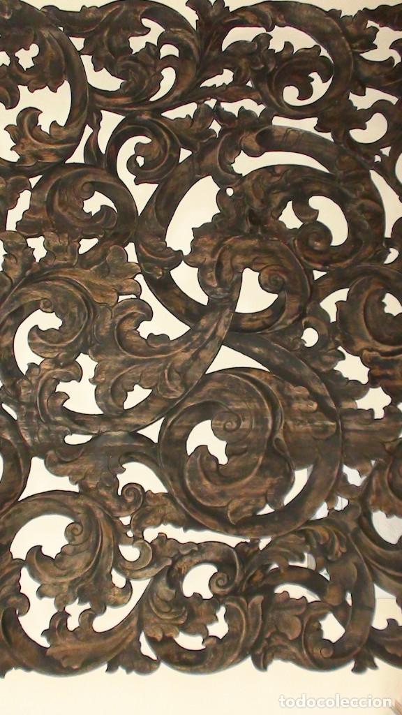 Antigüedades: Celosia de madera - Foto 2 - 111368519