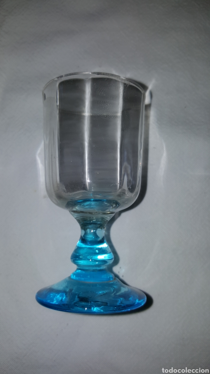 ANTIGUA COPITA DE LICOR (Antigüedades - Cristal y Vidrio - Otros)