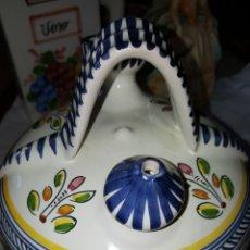 Antigüedades: BOTIJO. PUENTE DEL ARZOBISPO. Lote 111401872