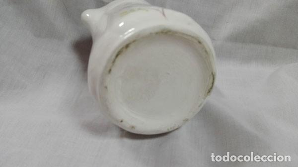 Antigüedades: PRECIOSA JARRA DE CERÁMICA MANISES DECORACIÓN FLORES - Foto 3 - 111406627