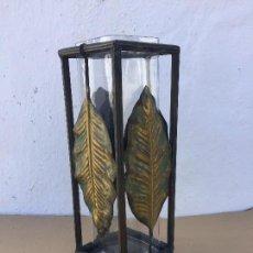 Antigüedades: FLORERO/PORTAVELAS. Lote 111443523