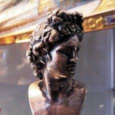 Antigüedades: SELLO DE LACRE DE BRONCE PLATEADO. SIGLO XIX. Lote 111454315