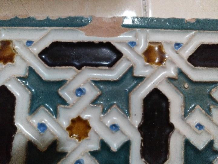 Antigüedades: Antiguos azulejos sevillanos (segun especialista finales XIX) - Foto 5 - 45012780