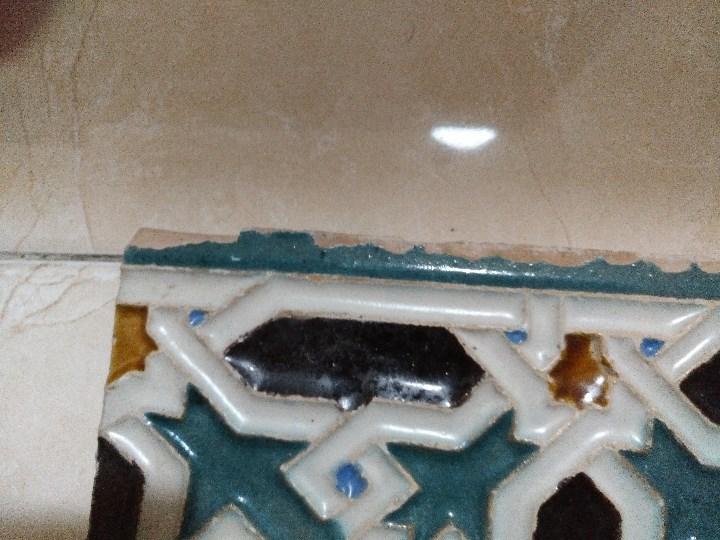 Antigüedades: Antiguos azulejos sevillanos (segun especialista finales XIX) - Foto 6 - 45012780