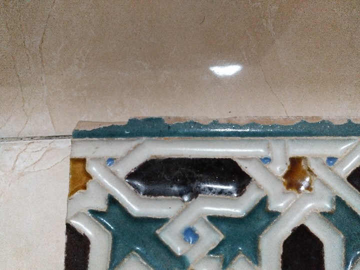 Antigüedades: Antiguos azulejos sevillanos (segun especialista finales XIX) - Foto 7 - 45012780