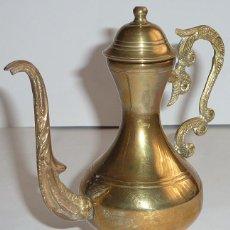 Antigüedades: JARRITA BRONCE DECORATIVA - NUEVA. Lote 111462763