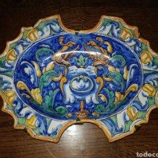 Antigüedades: MAGISTRAL BACIA//BARBERO TALAVERA NIVEIRO. ÉPOCA NIVEIRO. Lote 111472771