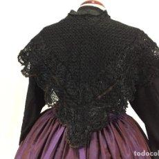 Antigüedades - Pelerina antigua. Toquilla tradicional - 111473963