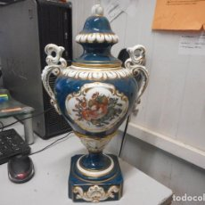 Antigüedades: TIBOR JARRON PORCELANA SELLO SEVRES. Lote 111480143