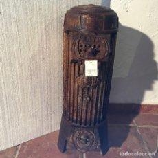 Antigüedades: ESTUFA DE FUNDIDO. Lote 111486487