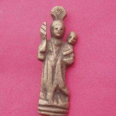 Antigüedades: MEDALLA ANTIGUA SAN ANTONIO DE PADUA. 5,7 CM DE LARGO.. Lote 111540683